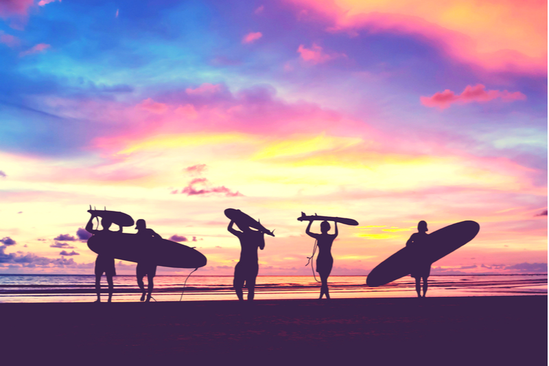 Best Surf Destinations Around the Globe