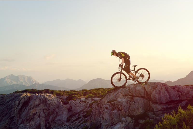 Outdoor Sports You Can Do Alone, Part 2: On Land