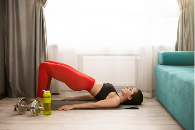 Lower Body Exercises You Can Do At Home