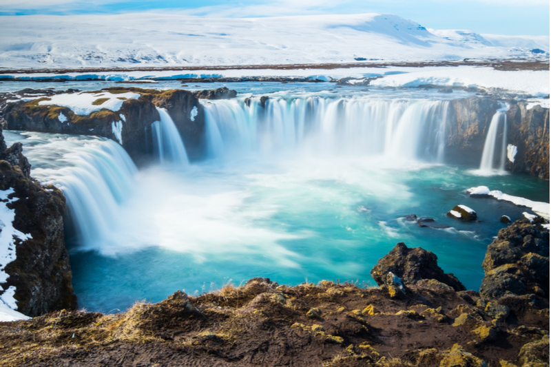 The World's Greatest Waterfalls