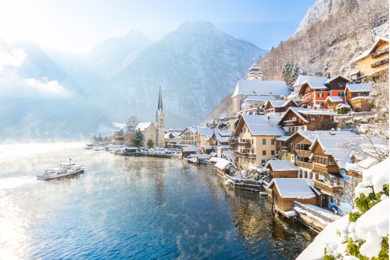 Most Beautiful Lakeside Towns in the World
