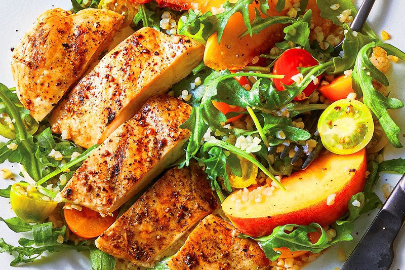 Best Meals for a Hot Summer Day