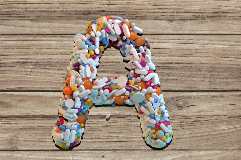 The Vitamin Alphabet, What Do These Lettered Vitamins Do for You?