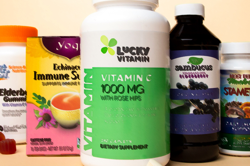 Which Vitamins Will Help Boost Your Immune System?